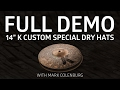 "Zildjian Demos - 14"" K Custom Special Dry Hats"