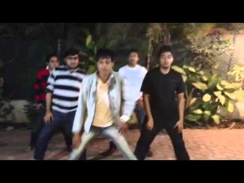Dope shope dance practise