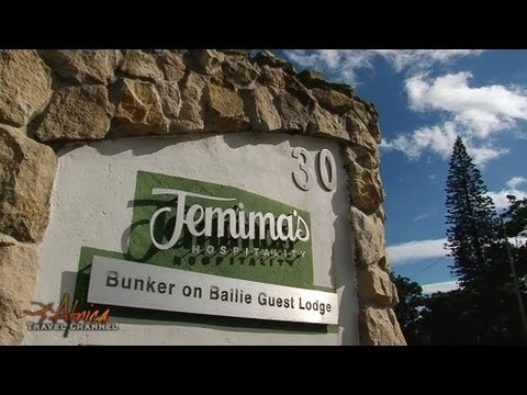 Accommodation East London, Jemima's Bunker on Bailie Guest Lodge - Africa Travel Channel