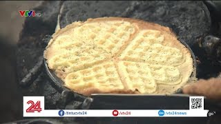 Chiếc bánh kẹp 1000 đồng của cụ bà 93 tuổi  | VTV24