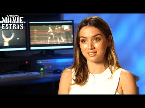 Hands of Stone | On-set with Ana De Armas 'Felicidad Duran' [Interview]