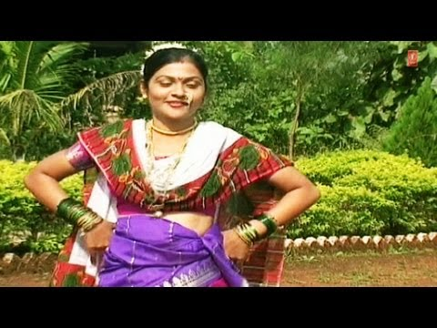 Navrilaa Sonyani Madhvayanch - Marathi Lavani Video Song Shakuntala Jadhav video