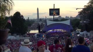 "Jackie Evancho ""Can You Feel the Love Tonight"" A Capitol Fourth HD"