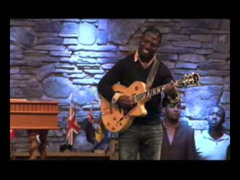 Agboola Shadare - TBN-aired Peformance, 2008, Part One