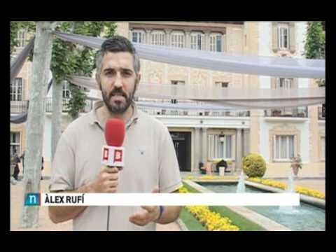 [REC]3 Génesis - Rodaje en Sant Pere de Ribes -