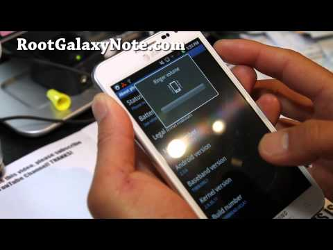 How to Unroot/Unbrick AT&T Galaxy Note SGH-i717! [Android 2.3.6]