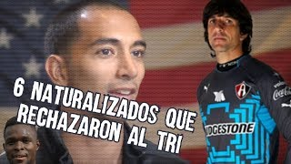 6 Jugadores Extranjeros Que Rechazaron Jugar Para Mexico