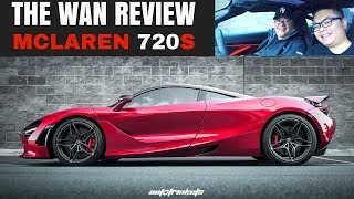 The WAN Review:  Mclaren 720s with Carstyle Crew