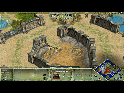Age of Mythology: The Titans - Misión 11: