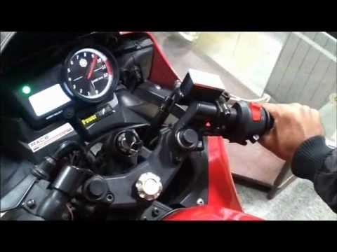 Power Tronic for Yamaha R15.wmv