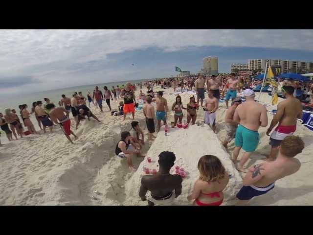 Panama City Beach Spring Break 2014