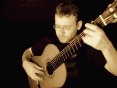 Azul (CD version) - Spanish Guitar - johnclarkemusic.com Music Videos