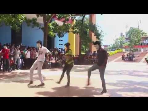 Sliit Walk 2014 Flash Mob - Malabe video