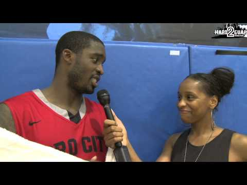 Hard 2 Guard TV interviews Portland Trailblazers Wes Mattthews Jr