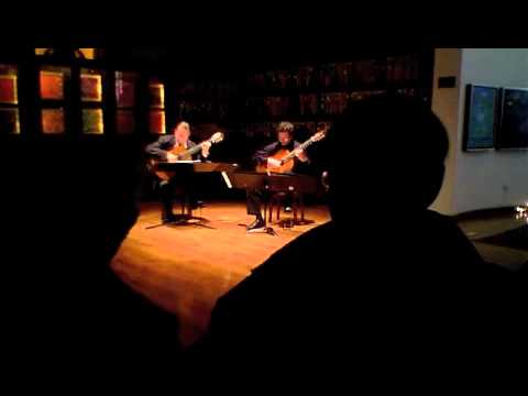 Odeum Guitar Duo - Faure - Dolly, op. 56 -