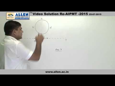 AIPMT 2015 Re-Exam Physics Solution – Q. No. 138 (Paper Code-A)