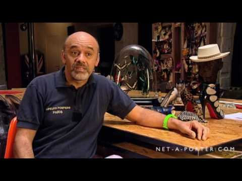 Christian Louboutin Interview | NET-A-PORTER.COM