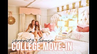 Download Lagu College Move-In Vlog ✰ Ole Miss Sorority House 2018 Gratis STAFABAND