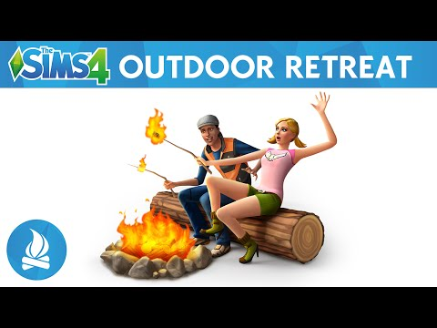 The Sims 4 Outdoor Retreat: Official Trailer