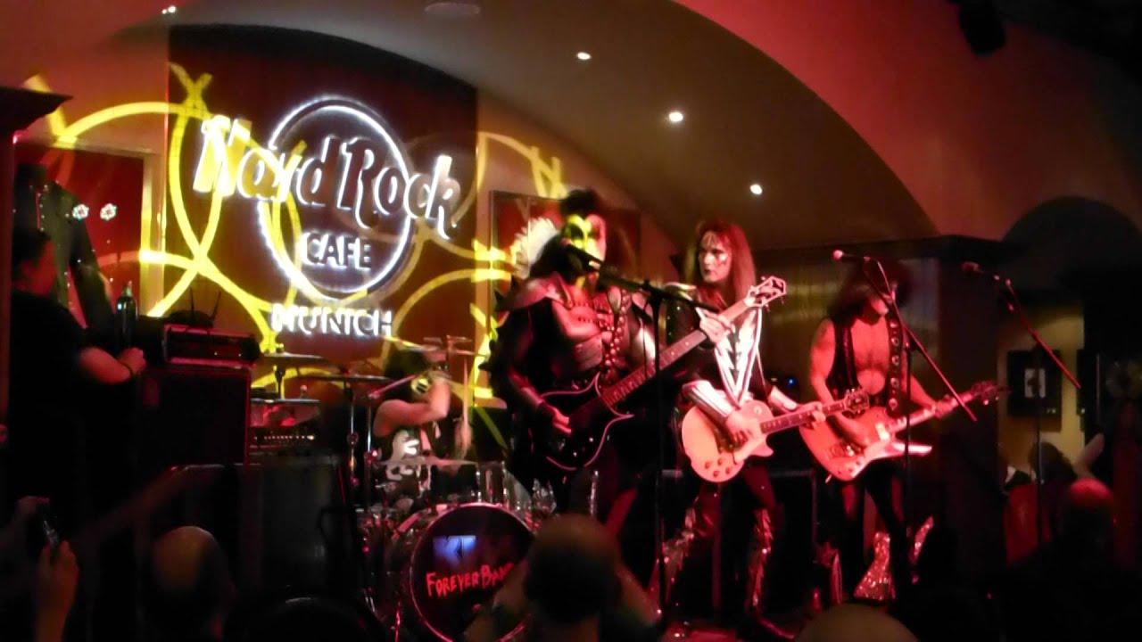 Kiss forever band opening deuce 6 februar 2014 hard rock cafe