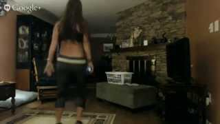 Kimfitnesschic Time to Dance Tuesday-Guess the song I am dancing to