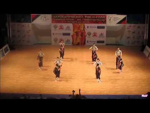 Forsage - Russische Meisterschaft 2013