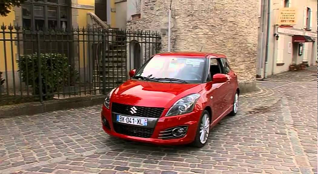 essai suzuki swift sport ccm media youtube. Black Bedroom Furniture Sets. Home Design Ideas