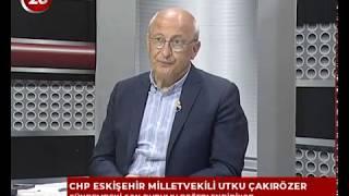 Günün Ardından | CHP Eskişehir Mv Utku Çakırözer