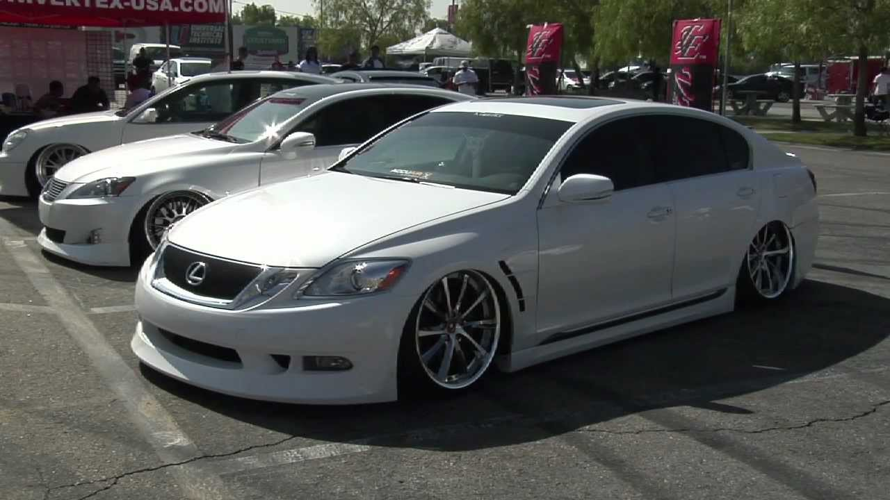 Custom Lexus Gs350 Sick Rims Youtube