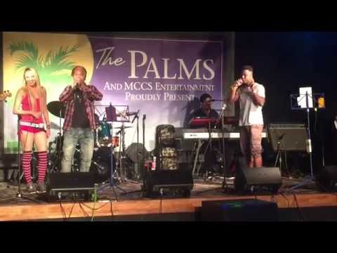 Performing Usher Classics with Article Eight at the Palms !!!