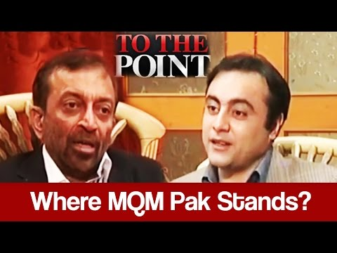 Tough Questions to Farooq Sattar - To The Point 30 December 2016 - Express News