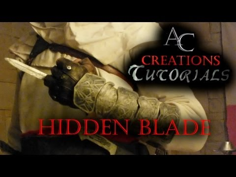 AC Creations Tutorials: Hidden blade