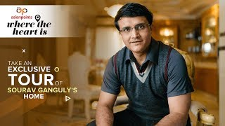 Asian Paints Where The Heart Is Season 2 Featuring Sourav Ganguly