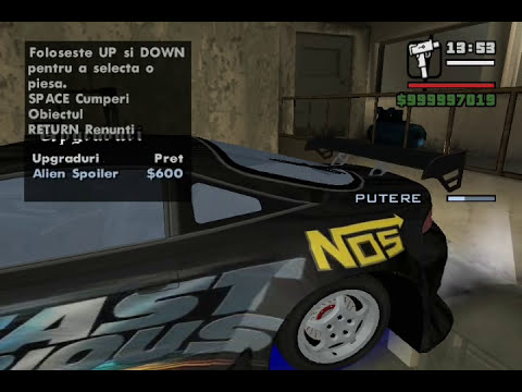 Gta San Andreas Valcea Tuning Cars  Part 1