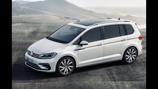 Where is the Paint Code / Colour Code Location on a Volkswagen Touran 2019 - 2003