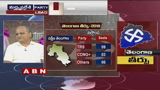 Discussion on Telangana Poll Result- TRS Victory - Part 1  - netivaarthalu.com