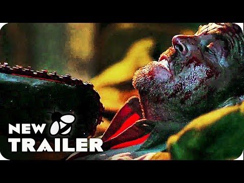 LEATHERFACE Red Band Trailer (2017) Texas Chainsaw Massacre Prequel streaming vf