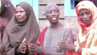 Borana women make a living by promoting of their culture to tourists
