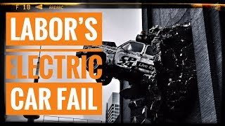 Labor's Electric Car Fail