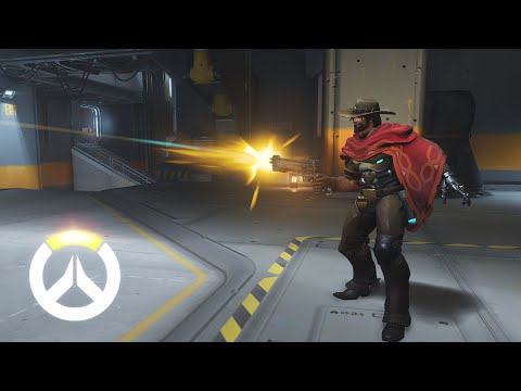 McCree Ability Overview | Overwatch