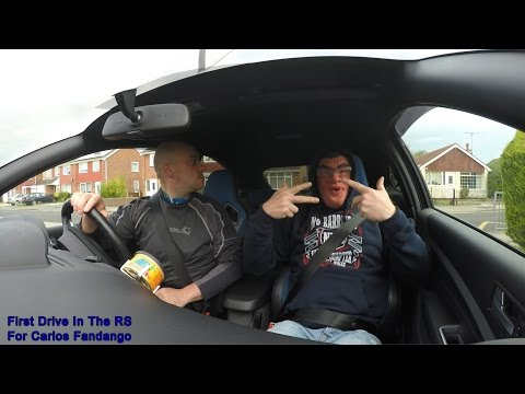 Mates Reaction To A Drive In The Focus RS 435