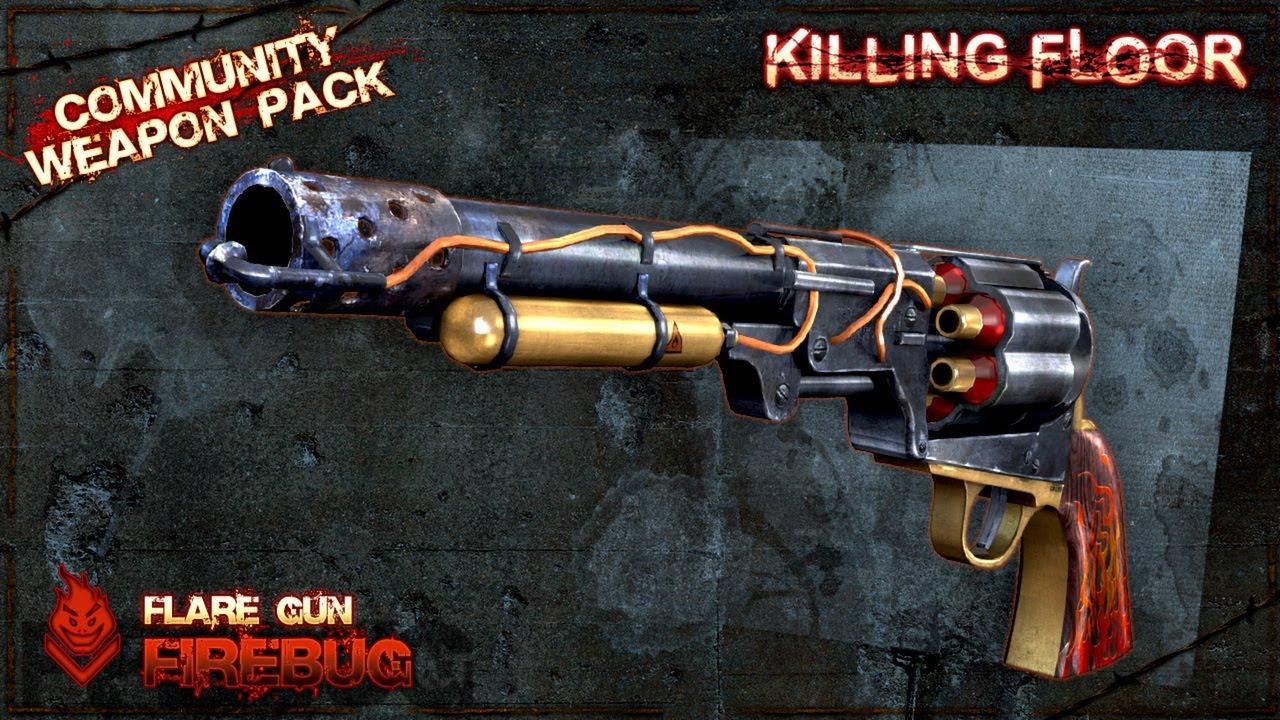 Flare Gun Revolver Weapons Flare Revolvers
