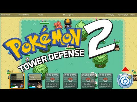 Pokemon Tower Defense 2 - Part 1