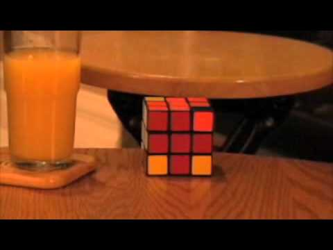 Watch Stop Motion Rubiks Cube!