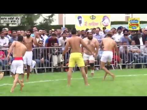 Punjab Sports Club France 2015 Part-2 (Media Punjab TV)