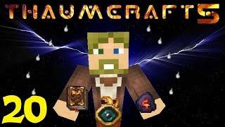 """Minecraft Mods 1.8.9 - Thaumcraft 5.1.4 Ep 20 """"Eldritch Revelation!!!!!"""""""