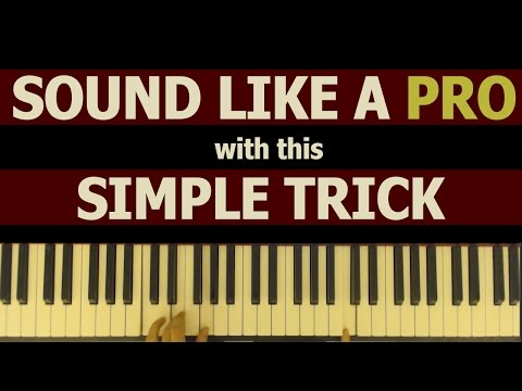 This Simple Jazz Chord Voicing Will Make You Sound Like A Pro!