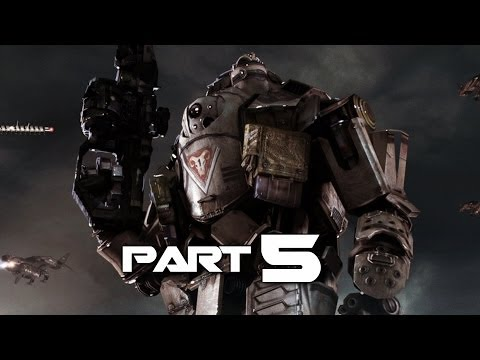 Titanfall Gameplay Walkthrough Part 5 – Assualt on the Sentinel – Campaign Mission 5 (XBOX ONE)