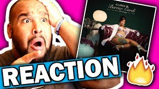 Download Lagu Cardi B - Bartier Cardi (feat. 21 Savage) REACTION Gratis STAFABAND