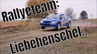 Rallyeteam: Liebehenschel [Mitsubishi Lancer Evo VII]  2018-2019